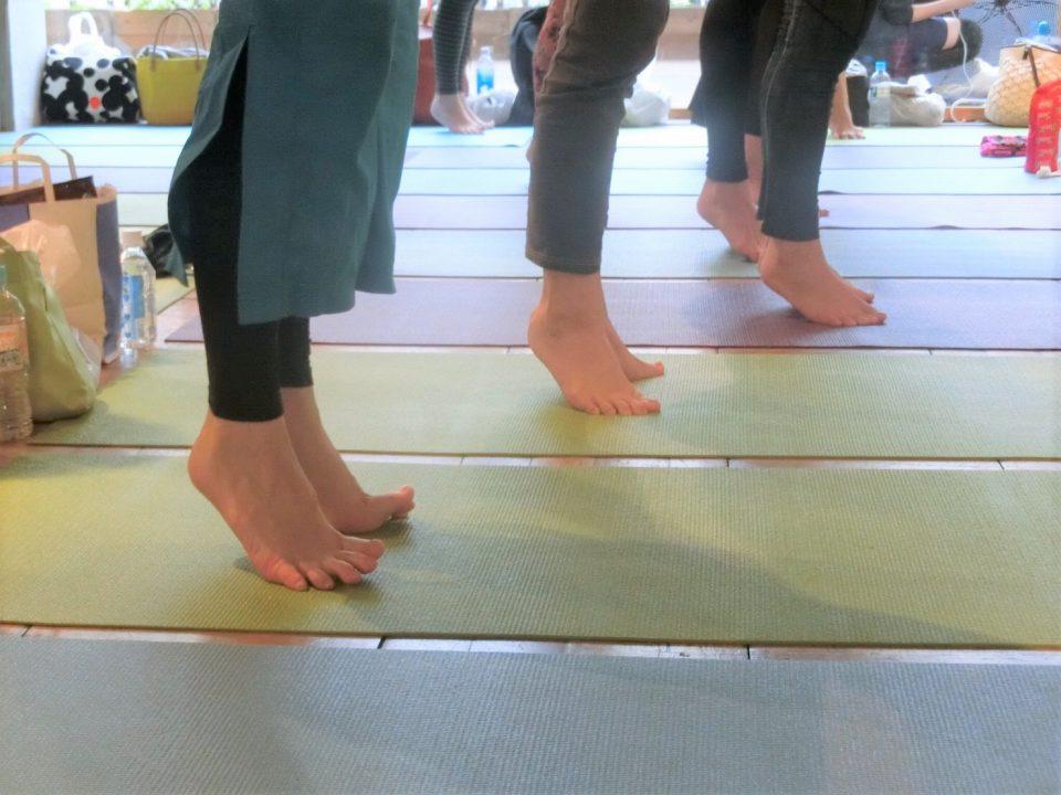 YOGAWOMAN ヨガインストラクター 鈴木伸枝
