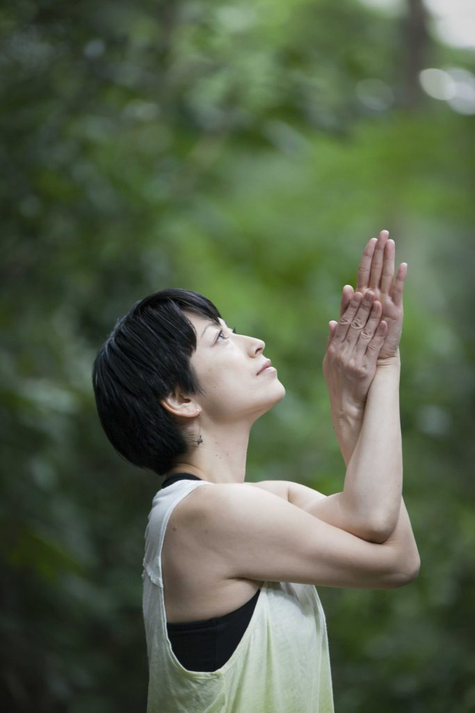 nature yoga 鈴木伸枝