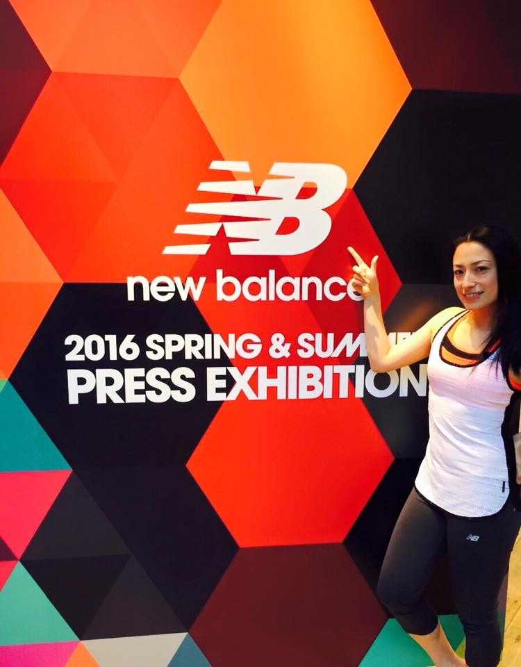 NewBalanceイベント 2016年 春