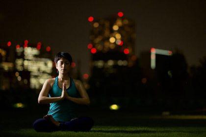 瞑想 ヨガ 鈴木伸枝